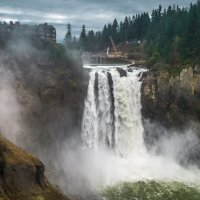 Водопад Сноквалми :: Michael Averkiev