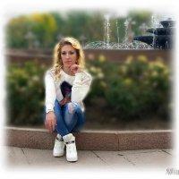 Кристи... :: Людмила Богданова (Скачко)