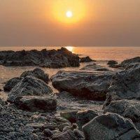 восход над побережьем :: IBRAGIMOV _