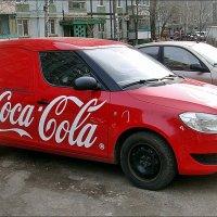 """""""Coca-Cola"""" на приколе :: Нина Корешкова"""