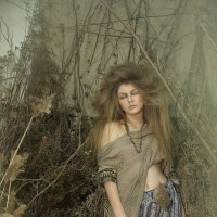 Ведьма :: Elena Fokina