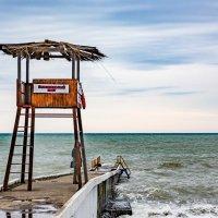 спасательный пост :: Дмитрий Карышев