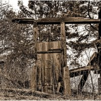 Дверь в прошлое. :: Анатолий. Chesnavik.