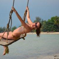 tropical island :: Дмитрий Боргер