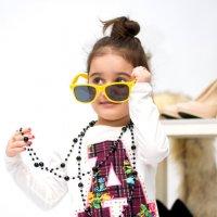 маленькая модница :: Вероника Крайникова