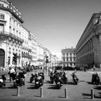 Бордо, Франция. :: Облачко *