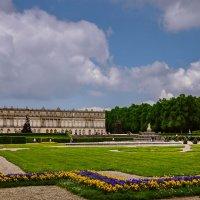 Херренхимзее — загородная резиденция баварского короля Людвига II :: Надежда Лаптева
