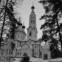 Церковь иконы Казанской божьей матери :: Валентина Папилова