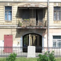 Балконы большого города... :: Дмитрий