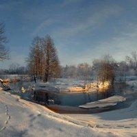 Улыбка зимы :: евгений савельев