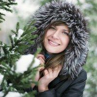 Зимняя улыбка :: L. Anna