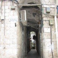 Улочка в Иерусалиме :: Герович Лилия
