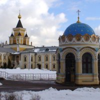 Николо-Угрешский монастырь :: elena манас