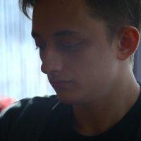 одна из первых работ :: Ростислав Дубровский