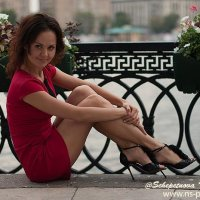 Оксана :: Наталья Щепетнова