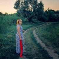 Анжелика :: Ксения Довгопол