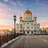 На Патриаршем мосту :: Юлия Батурина