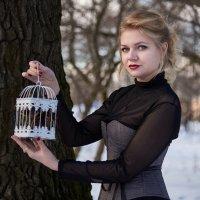 Портрет :: Татьяна Сафронова