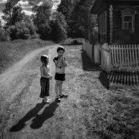 Каникулы в деревне :: Владимир Чуприков