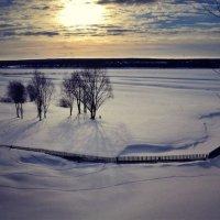 Линии февраля :: Николай Туркин
