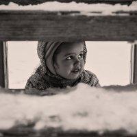 Чур, я в домике. :: Андрей Лобанов