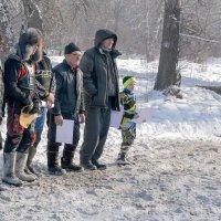 Команду мото кроссменов возглавляет ...... :: юрий Амосов