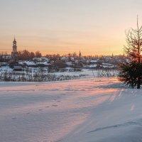 Утро в Суздале :: Наталья Рыжкова