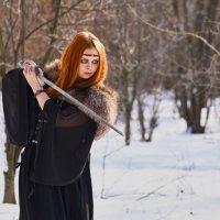 Воительница... :: Татьяна Сафронова