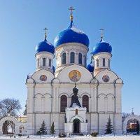 Рогачёво. Церковь Николая Чудотворца. :: Ирина Нафаня