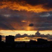 Питерские закаты :: Юрий Плеханов