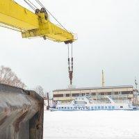 У нас зимуют корабли :: Микто (Mikto) Михаил Носков