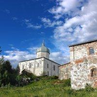 о. Кий, Белое море. :: Nikolay Zinoviev