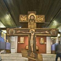 Покаянный крест. :: Андрей Синицын