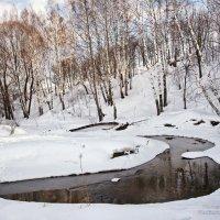 Первый день весны :: Владимир Макаров