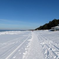 Зимний пляж :: veera (veerra)