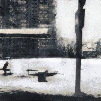 восточный ветер :: Николай Семёнов