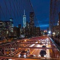Brooklyn Bridge, NY :: Александр Кульневский