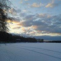 Пироговское водохранилище :: Evgeniya Alekseeva