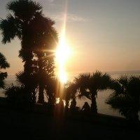 Закат. :: Илья Су-фу-дэ