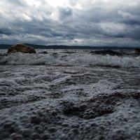Бушующее озеро :: Зуля Нигаматулина