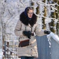 Прощание с зимой :: Paparazzi