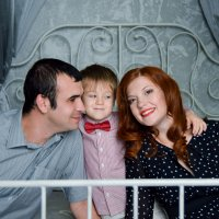 Семейный портрет :: Ольга Небельская