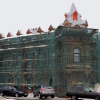 Реставрация :: Алексей Golovchenko