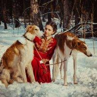 Барские забавы :: Ольга Варсеева
