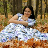 Осень :: Кристина Милославская