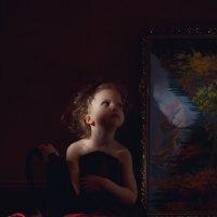 La solitudine nella sua stanza :: DewFrame [Kozlova+Yagodinsky]