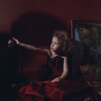 La solitudine nella sua stanza :: DewFrame Илья Ягодинский