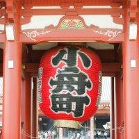 """Токио. Буддийский храм """"Asakusa Kannon"""" (VII в.) :: Олег Неугодников"""