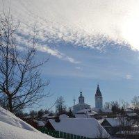 Зимний день :: Елена Майорова