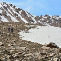 прогулка выше 3200 м :: Горный турист Иван Иванов
